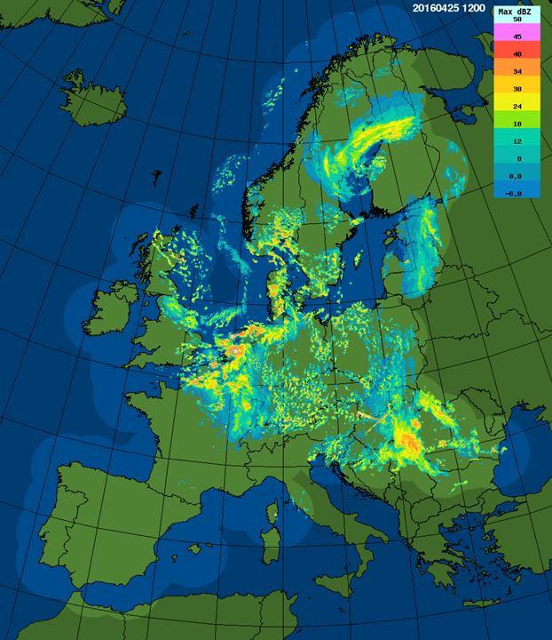 Airport Weather Map.Sesar Joint Undertaking Sesar Partners Speed Up 3d Weather Radar
