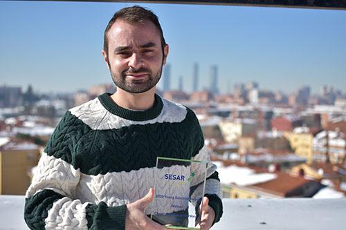 2020 SESAR Young Scientist winner